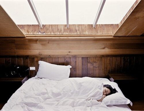 This is when you should begin to worry about snoring