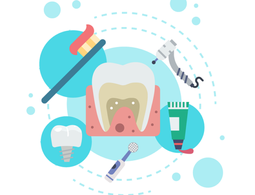 Good oral health leads to overall health and well-being